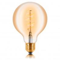 Ретро лампа светодиодная Эдисона «Vintage» диммируемая G95 5W SF-8