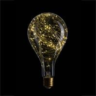Декоративная светодиодная лампа серии LED PS160 Starry 20LED, 2200K, 5W, E40, 220V, 350lm