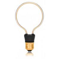Ретро лампа светодиодная LED SP-SR 4W E27 240V 300Lm 2200K 057-257