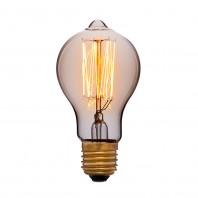 Ретро лампа накаливания Эдисона «Vintage» A60 F40W 240V E27