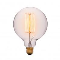 Ретро лампа накаливания Эдисона «Vintage» G125 F2 40W 240V E27