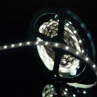 Открытая светодиодная лента холодного белого свечения 5630 300 LED, IP 20, 20 Вт/м, 12V