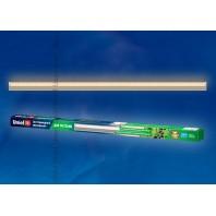 Светильник для растений светодиодный линейный ULI-P10-18W/SPFR IP40 SILVER 550мм выкл. на корпусе. Спектр для фотосинтеза