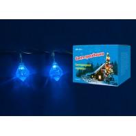 Гирлянда светодиодная «Брильянты» ULD-S0280-020/DTA BLUE IP20 DIAMONDS