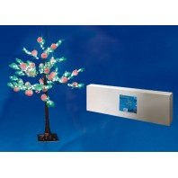 "Дерево светодиодное ULD-T6095-240/SBA WHITE IP20 PEACH ""Персик"", 95см. 240 светодиодов. Белый свет."