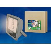 Прожектор для растений светодиодный лампа ULF-P40-100W/SPFR IP65 110-265В GREY. Спектр для фотосинтеза.