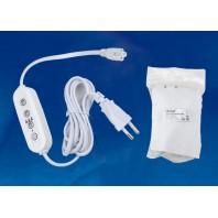 Таймеры с вилкой для фитосветильников (для светильников ULI-P10, ULI-P11, ULI-P18, ULI-P20, ULI-P21) UST-E33 WHITE 2M