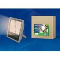 Прожектор для растений светодиодный лампа ULF-P40-50W/SPFR IP65 110-265В GREY. Спектр для фотосинтеза.