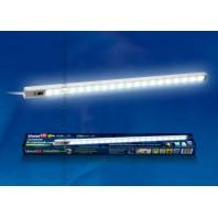 Светодиодный светильник с датчиком движения ULM-F03-11W/NW/MS IP40 SILVER. Длина 50 см. Белый свет