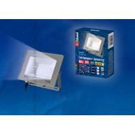 Прожектор светодиодный ULF-F15-10W/DW IP65 185-240В SILVER 6500К (Белый холодный)