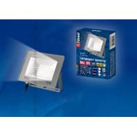 Прожектор светодиодный ULF-F15-10W/NW IP65 185-240В SILVER 4000К (Белый свет)