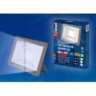 Прожектор светодиодный ULF-F15-50W/DW IP65 185-240В SILVER Холодный свет (6500K)
