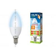 Светодиодная лампа диммируемая LED-C37-6W/NW/E14/FR/DIM/O/6Вт