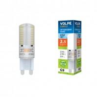 Светодиодная лампа серии Simple LED-JCD-2,5W/NW/G9/CL/S