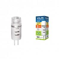 Светодиодная лампа серии Simple LED-JC-2W/WW/G4/FR/S