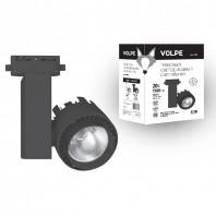 Трековый светодиодный светильник ULB-Q250 20W/NW/A BLACK (черный)