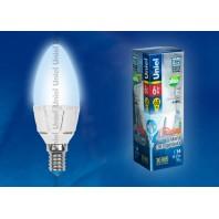 Светодиодная лампа диммируемая LED-C37-6W/NW/E14/FR/DIM