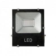 Прожектор для растений светодиодный. ULF-P41-100W/SPBR IP65 170-265В GREY Спектр для рассады и досвечивания в период роста. Цвет серый. TM Uniel