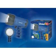 "Прожектор фонарь Uniel серии Стандарт ""Distance light - Plus"" S-SL016-BB Blue"
