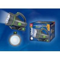 Прожектор фонарь Uniel серии Стандарт «Professional spotlight - 3 max» S-SL011-BA Black