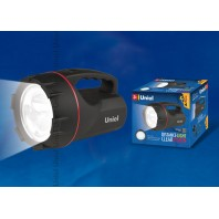 Прожектор фонарь Uniel серии Стандарт «Distance light — Clear Vision»  S-SL018-BA Black