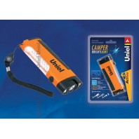 Кемпинговый фонарь Uniel серии Стандарт «Camper - Bright Light» S-TL018-С Silver