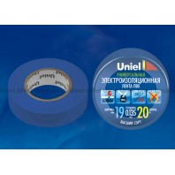Изоляционная лента Uniel UIT-135P 20/19/01 Синий