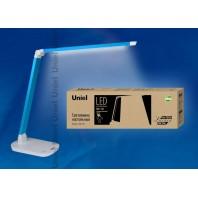 Настольная лампа светильник  TLD-521 Blue (Синий)