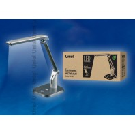 Настольная лампа светильник TLD-502 Silver (Серебро)