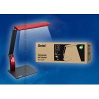 Настольная лампа светильник  TLD-503 RED (Красный)