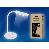 Настольная лампа светильник  TLD-506 White (Белый)