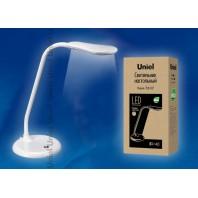 Настольная лампа светильник  TLD-507 White (Белый)
