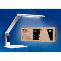 Настольная лампа светильник  TLD-508 White LED/USB порт (Белый)