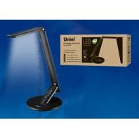 Настольная лампа светильник  TLD-509 Black/LED/840Lm/4COLOR/Dimer/USB