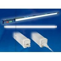 Линейный светодиодный светильник ULO-BL120-18W/NW/K IP54 WHITE