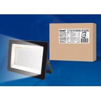 Прожектор светодиодный ULF-F18-100W/DW IP65 200-240В BLACK