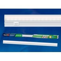 Светильник для растений светодиодный линейный ULI-P10-10W/SPFR IP40 WHITE, 550мм, выкл. на корпусе. Спектр для фотосинтеза полноспектральный