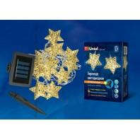Гирлянда садовая на солнечной батарее Stars. Серия Special USL-S-125/MT2400