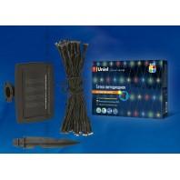 Гирлянда садовый светильник на солнечной батарее Star Pattern. USL-S-130/PT1810