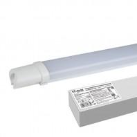 Светильник светодиодный влагозащищенный накладной ULT-Q217 36W/DW IP65 WHITE
