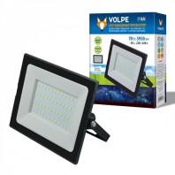 Светодиодный прожектор ULF-Q513 70W/6500K IP65 220-240В BLACK картон