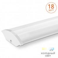 Светодиодный светильник LUMINARTE ДПО15-18-001-6.5К 18Вт 6500К