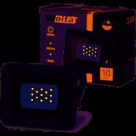 Прожектор LED WOLTA WFL-10W/06 10Вт 5700K 900лм серый IP65