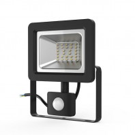 Прожектор светодиодный ДО-30Вт 2100lm IP65 6500К с датчиком движения Gauss (628511330)