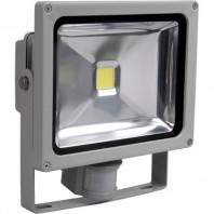 Прожектор светодиодный ДО-10w c ИК датчиком 6500К 800Лм IP44 (СДО01-10Д)