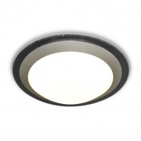 Накладной круглый светильник Marella ALR 16W (серый) (универсальный белый)