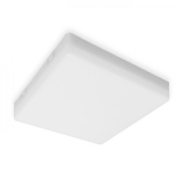Накладной квадратный светильник Marella NLS 25W Puzzle (теплый белый)