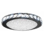 Накладной потолочный светильник светодиодный SIYANIE 25W R-350-CW-CRYSTAL-IP20 Estares