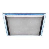 Накладной потолочный управляемый светодиодный светильник ARION RGB 60W Estares Квадрат