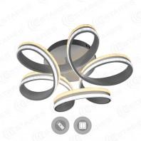Управляемый светодиодный светильник VOLNA DOUBLE 85W 3R-500/180-WHITE/OPAL-220-IP20
